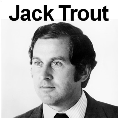 A few words about Jack Trout and positioning