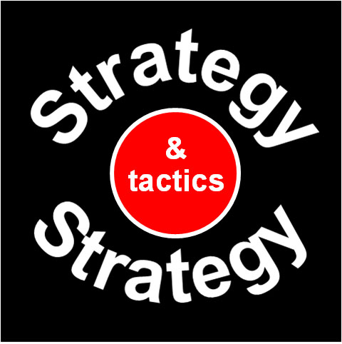 Strategy and tactics: The two drivers of marketing success.